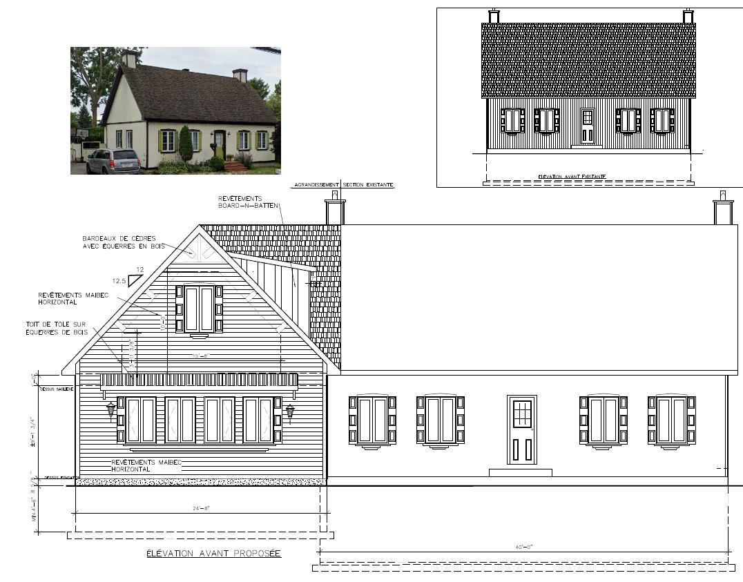Agrand.maison +garage-planMDesign